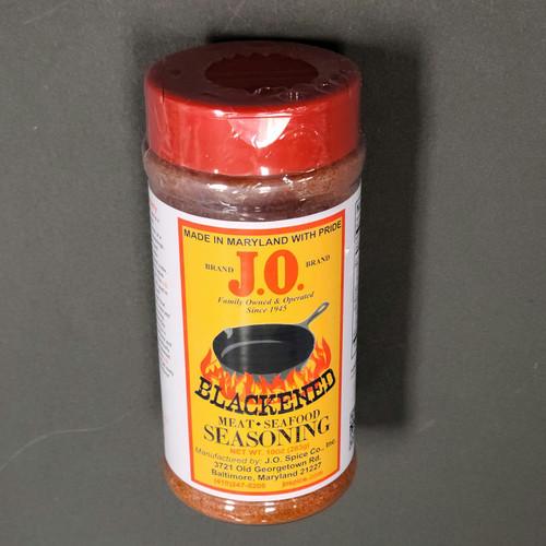 J.O. Spice Blackened Seasoning 10 oz Shaker