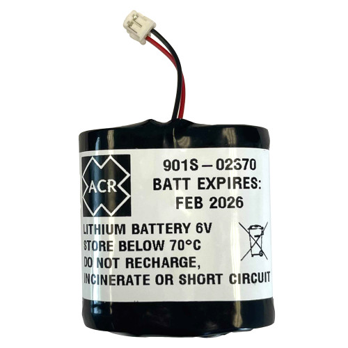 ACR AISLink MOB Replacement Battery User Replaceable