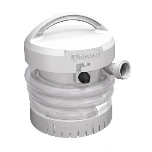 Attwood WaterBuster Portable Pump - 200 GPH