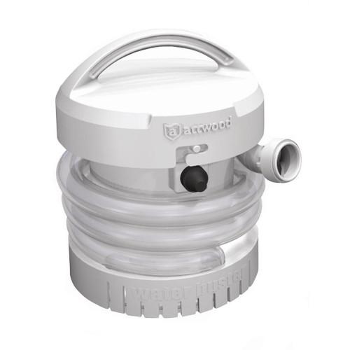Attwood WaterBuster Portable Pump - 200 GPH