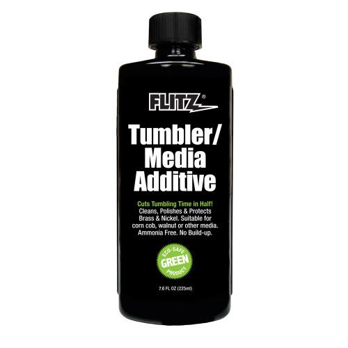 Flitz Tumbler\/Media Additive - 7.6 oz. Bottle