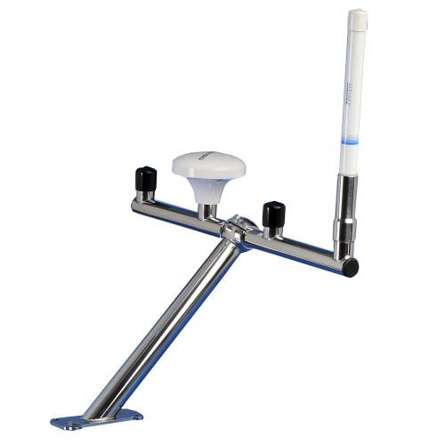 Scanstrut T-Bar - GPS\/VHF Antenna Mount f\/4 Antennas