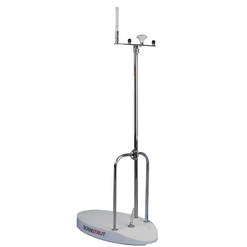 Scanstrut T-Pole - Pole Mount f\/4 GPS or VHF Antennas