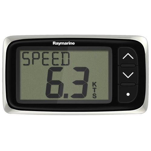 Raymarine i40 Speed Display System w\/Transom Mount Transducer