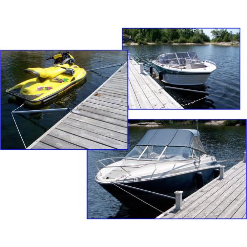 Dock Edge Mooring Arm - 6'