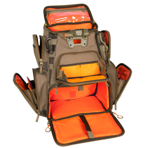 Wild River NOMAD Lighted Tackle Backpack w\/o Trays