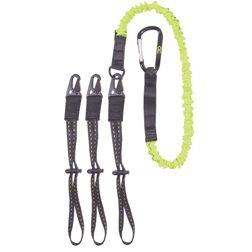 "CLC 1025 Interchangeable End Tool Lanyard (41""-56"")"