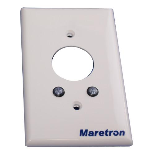 Maretron ALM100 White Cover Plate