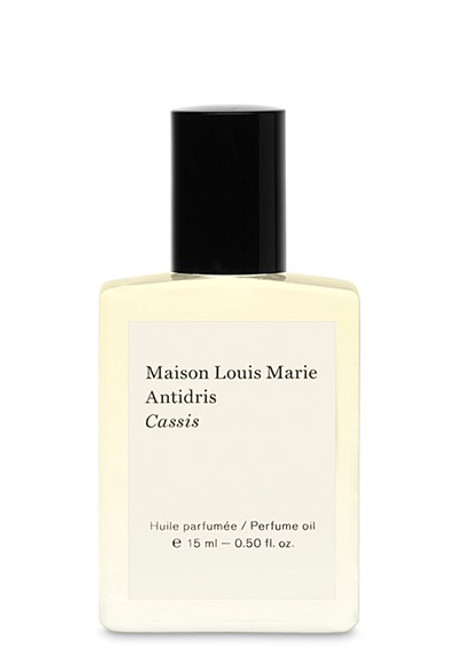 Maison Louis Marie  Perfume Oil - Antidris Cassis