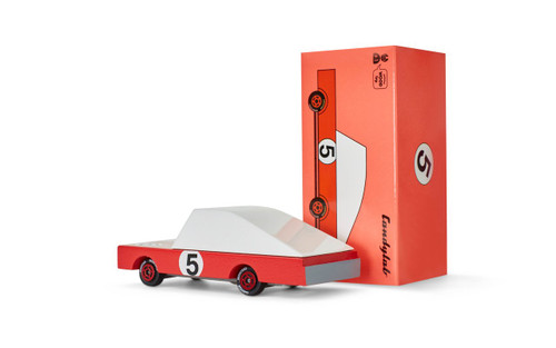 Candycar - Red Racer