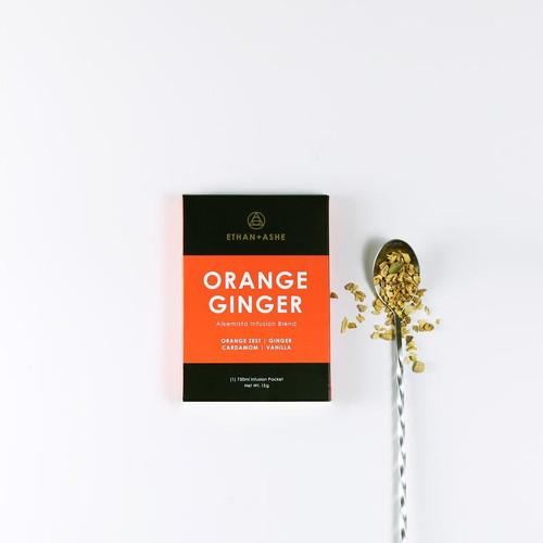 Ethan + Ashe Orange Ginger Alkemista Infusion Blend