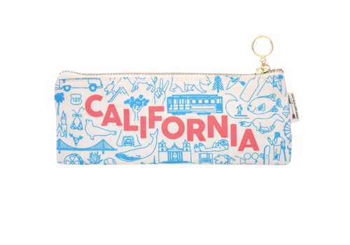 California Pencil Pouch