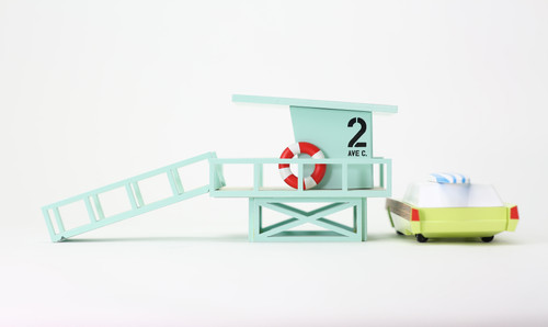 Candylab - Malibu Lifeguard Set