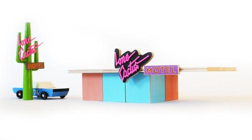 Candylab - Lone Cactus Motel