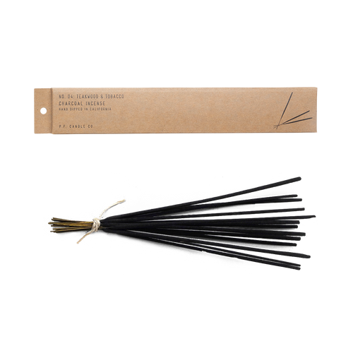 Teakwood & Tobacco Incense (12)