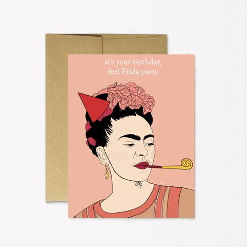 Frida Birthday