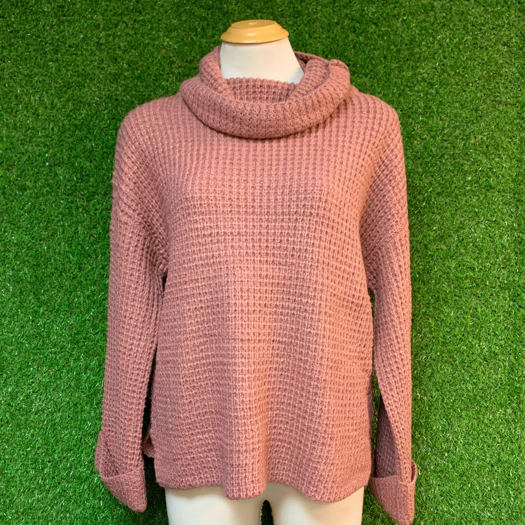 Sorbet Knit Jumper, Rose