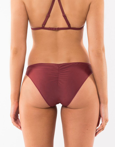 All About Eve - Cheeky Pant, Port
