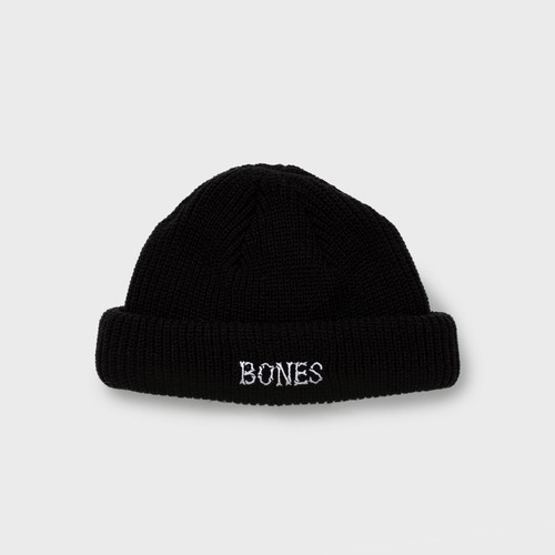 Billy Bones Club - Black Bones Docker Fit Beanie