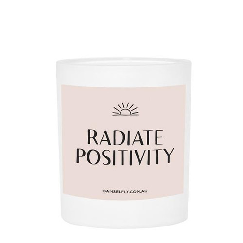 Damselfly - Radiate Positivity Candle