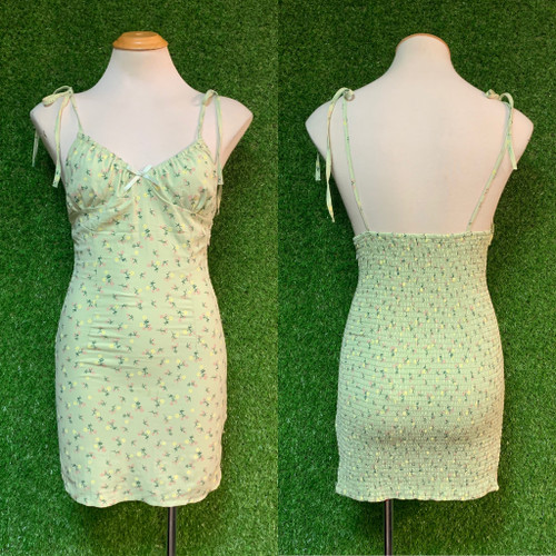 Bay Side Dress, Green