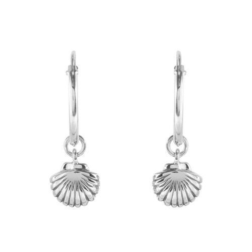 Midsummer Star - Seashell Sleepers, Silver