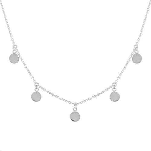 Midsummer Star - In Alignment Necklet, Silver