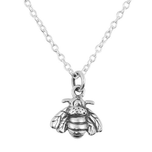 Midsummer Star - Bee Pollination Necklace