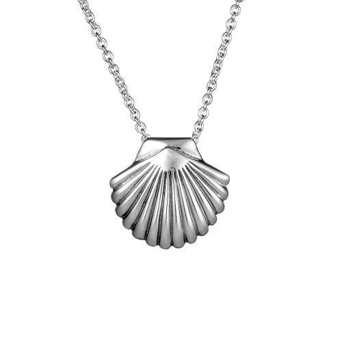 Midsummer Star - Seashell Necklace