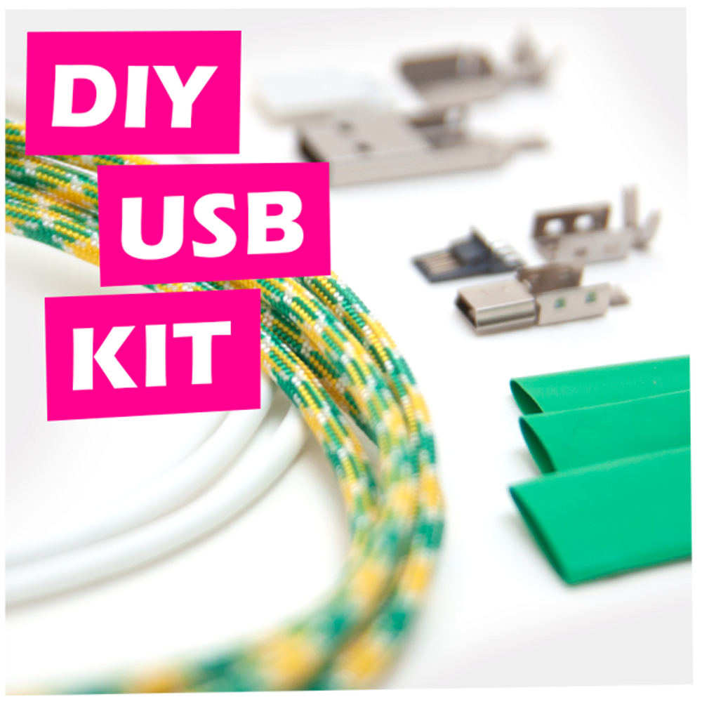 DIY USB Cable Kit