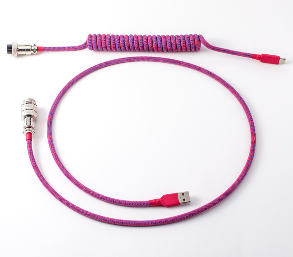 Red Laser Detachable Cable