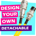 Design-Your-Own Detachable Cable