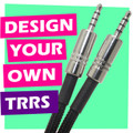 Design-Your-Own TRRS Cable