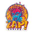 Zap x Burrito Breath Sticker Pack