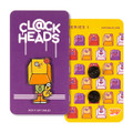 Clack Heads: Poppy