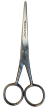 Dovo - Moustache Scissors, 4 1/2 inch, Stainless (43456)