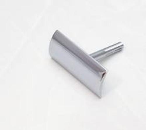 Merkur - Razor Part - Top Plate, Pol Chrome, Lng Screw (fits razor models: 34/38/500/510/570)