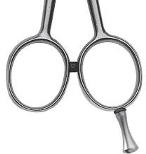 Dovo - Finger Rest, Hair Scissors, Detachable #74