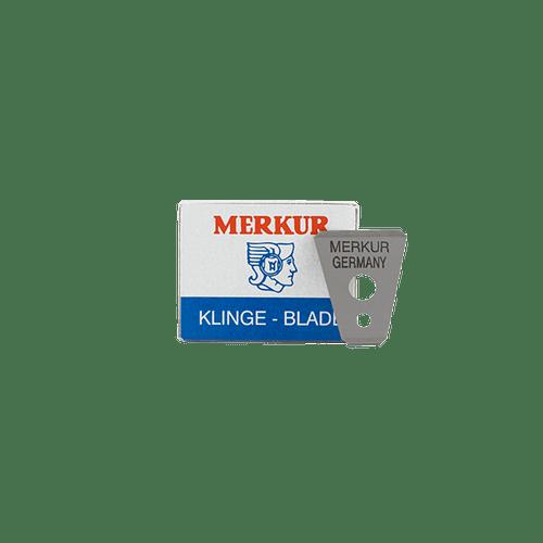 Mustache Razor Klinge - Blades, 10 Pack, German (908)
