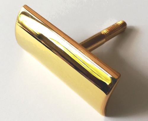 Merkur - Razor Part - Top Plate, Gold (fits razor models: 34G)