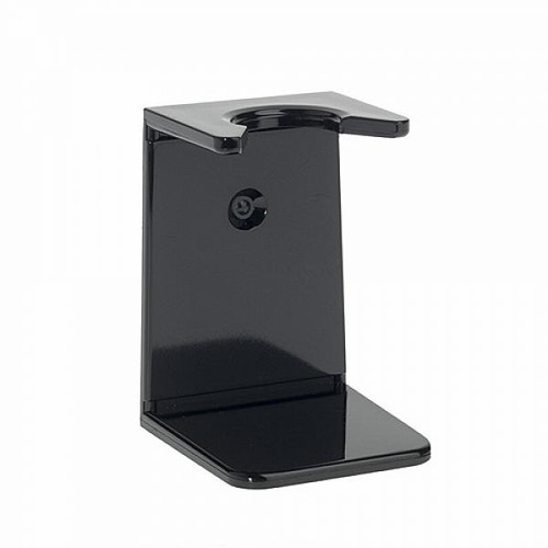 Shave Brush Drip Stand, Black
