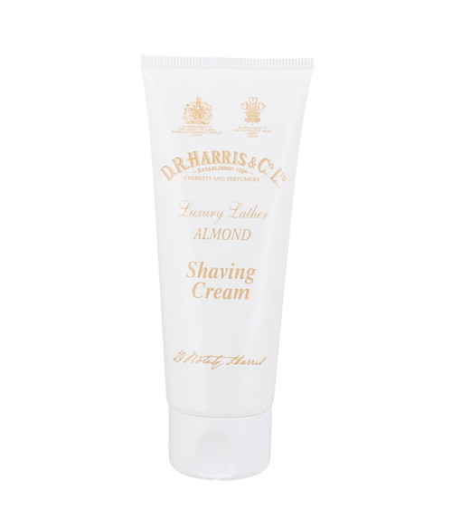 D.R. Harris - Almond Shaving Cream Tube