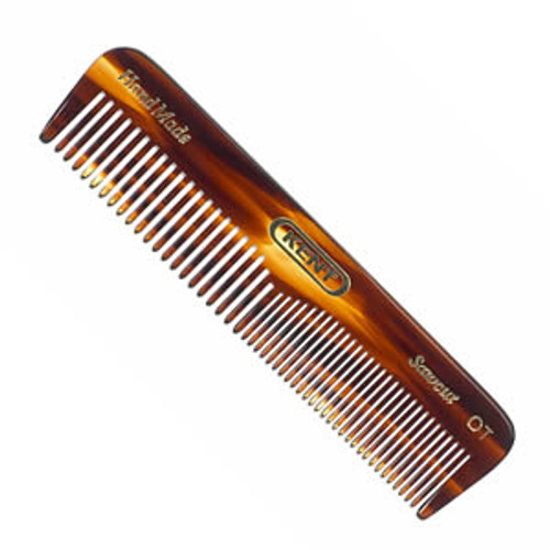 Kent - #0T Pocket Comb, Coarse - Fine