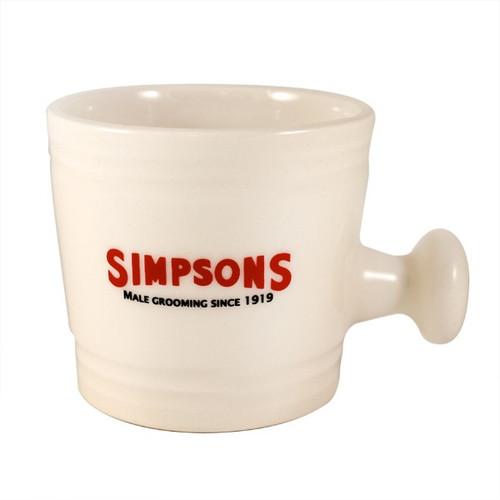 Simpsons Shave Mug - Large
