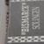 "Dovo - Straight Razor BISMARCK, 6/8"", Ebony/Silver, German Solingen (26830)"