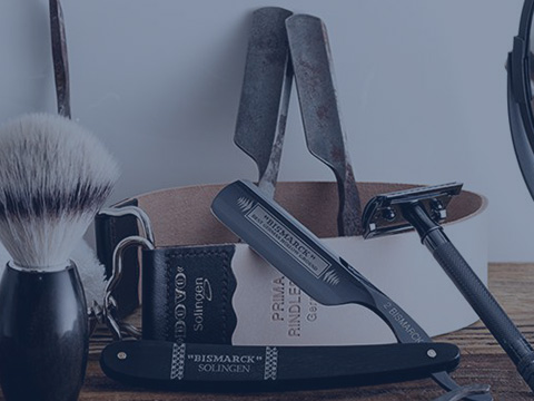 Dovo German Straight Razors and Merkur German Double Edged Safety Razors & Blades