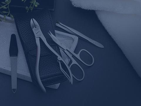 Dovo German Manicure & Pedicure Scissors & Tools