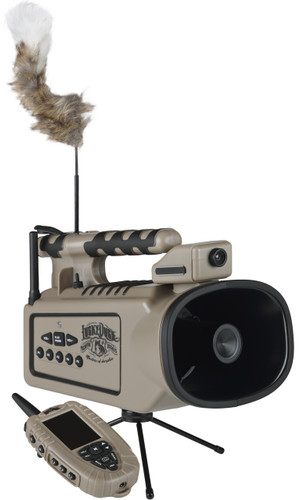 The Lucky Duck Revolution Review - The Best Electronic Predator Call with Predator Camera