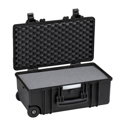 EXPLORER CASE 5122B with pluckable foam