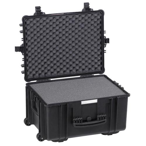 EXPLORER CASE 5833B with pluckable foam